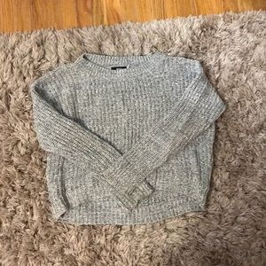 urban outfitters grey sweater size XS.
